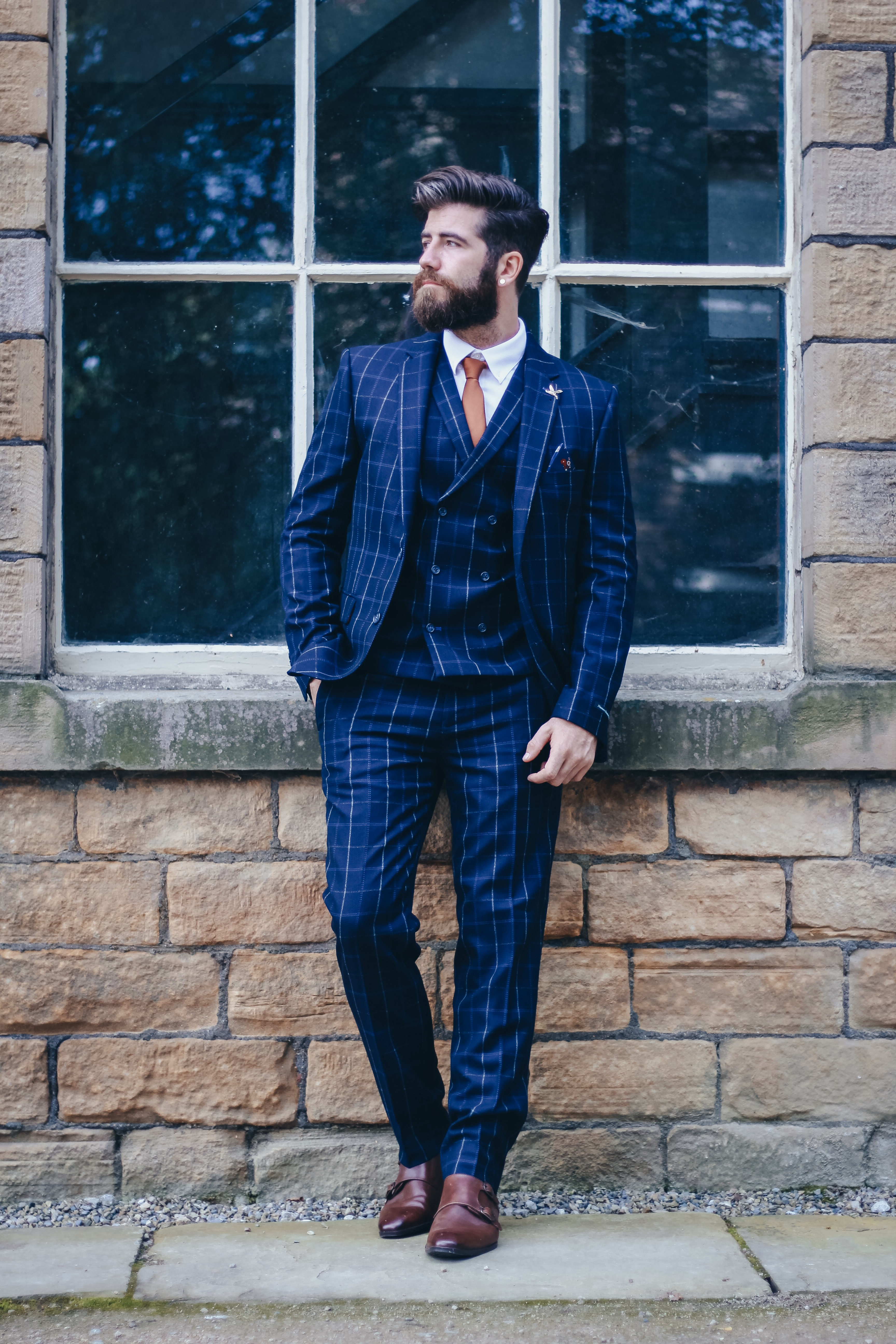 Burton Menswear 1904 Collection